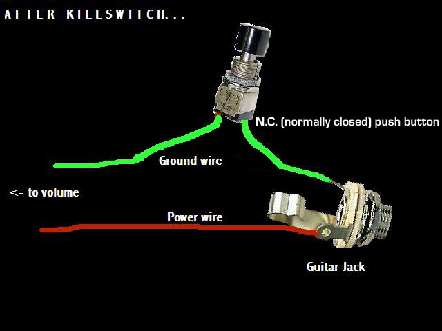 alexplorer's axe hacks kill switch Normally Open Momentary Switch Diagram Normally Open Momentary Switch Diagram #32 Normally Open Momentary Switch with Two Wire Leads