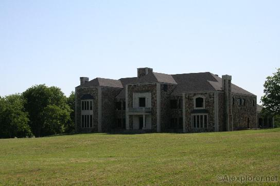 Walkedup to the former location of xavier s school for gifted mutants