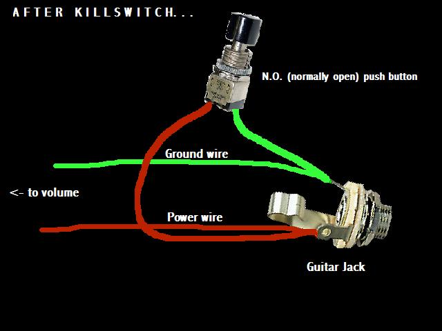 Alexplorer's Axe Hacks: Kill Switch | Guitar Wiring Diagram Kill Switch |  | Alexplorer.net